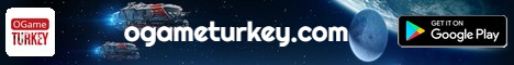 OGame Turkey Online Space Game